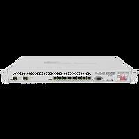 مشخصات Core Router قدرتمند مدل CCR1036-8G-2S دارای 8 پورت گیگ