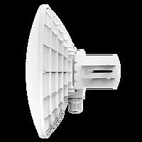 نمایی از سمت چپ رادیو آنتن وایرلس DynaDish 5 میکروتیک