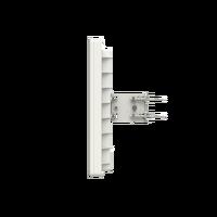 نمایی از بقل رادیو QRT 5 محصول میکروتیک مناسب برای فواصل ۲ الی ۴ کیلومتر