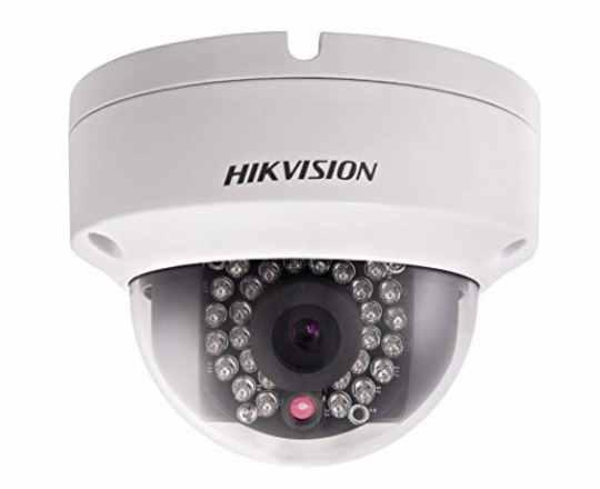 دوربین مداربسته DS-2CD2152F-IS هایک ویژن قابلیت اتصال میکروفن و ضبط صدا ضد ضربه و ضد آب
