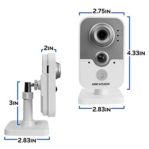 دوربین مداربسته وایرلس هایک ویژن مدل DS-2CD2442FWD-IW