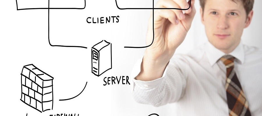 خدمات شبکه نادین : بازدید و نیازسنجی از پروژه شما - ارائه طرح جامع و عملی - نصب و راه اندازی شبکه