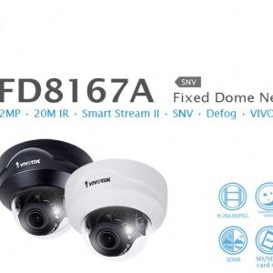 مشخصات کامل دوربین تحت شبکه VIVOTEK با 2 مگاپیکسل رزولوشن