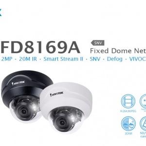 مشخصات دوربین ویوتک مدل FD78169A با ۲ مگاپیکسل رزولوشن تصویری و ۲۰ متر دید درشب