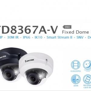 مشخصات و ویژگی های کامل دوربین ۲ مگاپیکسل مخصوص محیط بیرونی ضد آب و ضد ضربه ویوتک مدل fd8367a-v