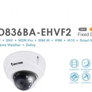 مشخصات کامل دوربین دام ۲ مگاپیکسل ضد آب ویوتک مدل fd836ba-ehvf2