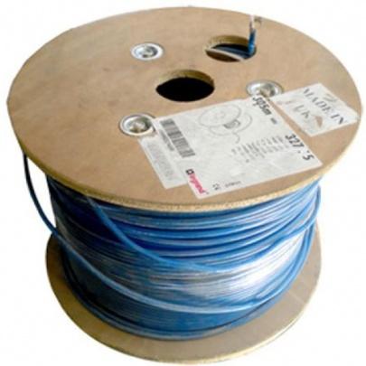 کابل شبکه cat6 utp متراژ 305 متری برند legrand