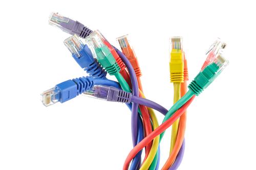 انواع کابلهای شبکه