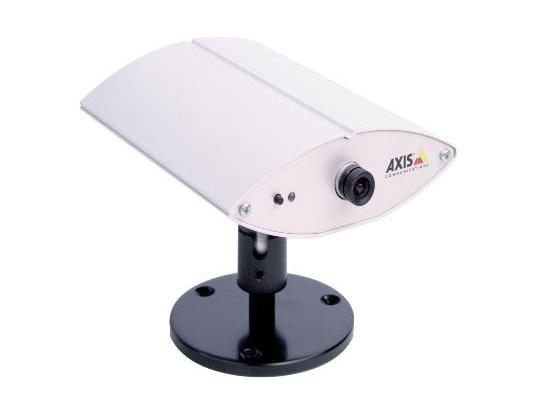 اولین دوربین مداربسته تحت شبکه تولید شده توسط Axis با نام neteye 200