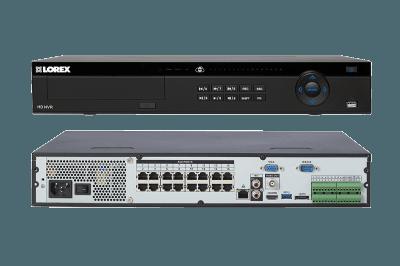 دستگاه ذخیره سازی تصویر دوربین مداربسته تحت شبکه NVR