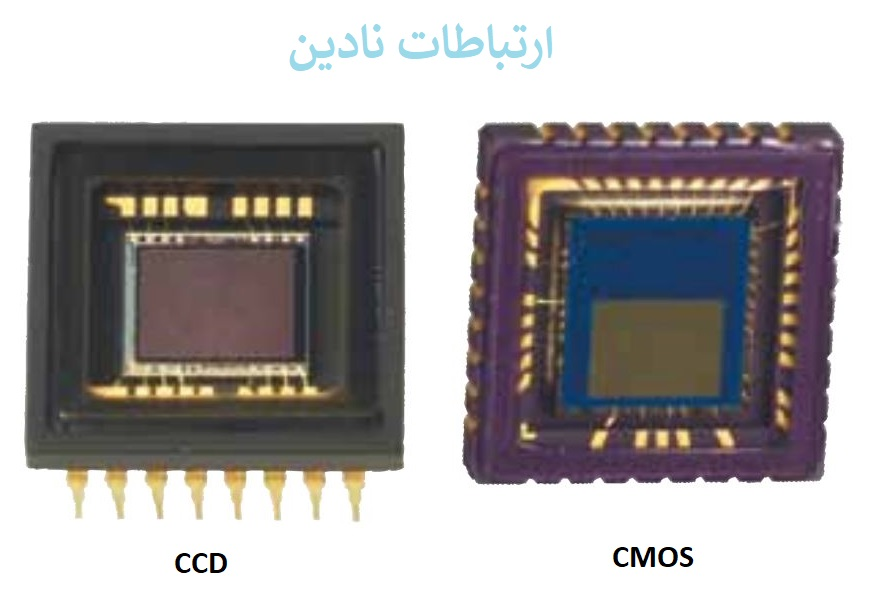 سنسور تصویر CMOS و CCD