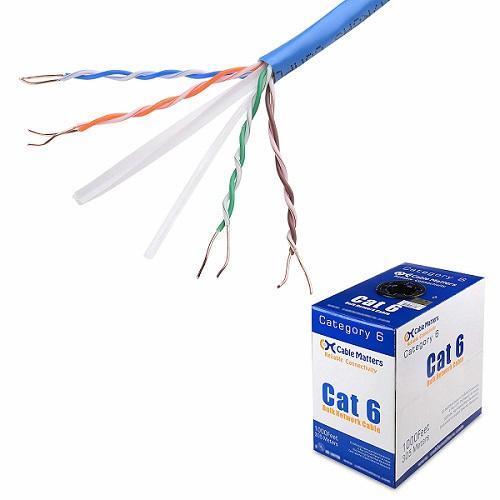 کابل شبکه cat6 - فروش انواع کابل شبکه در برندهای مختلف