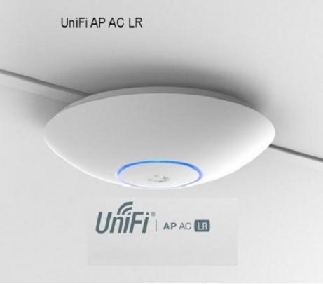 بهترین اکسس پوینت برای راه اندازی شبکه وایرلس unifi ap ac lr است