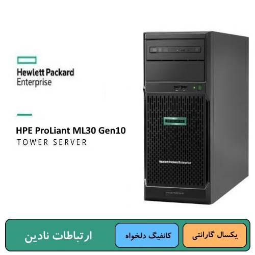 سرور ML30 G10 اچ پی - سرور ایستاده HP